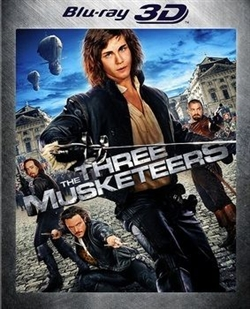 three musketeers 3d bluray rental