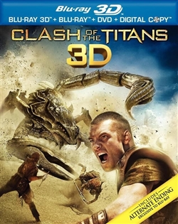 clash of the titans 3d bluray rental