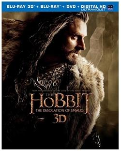 hobbit the desolation of smaug 3d bluray rental