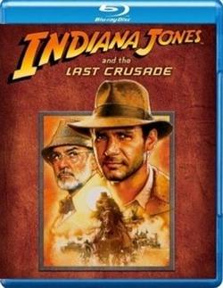 indiana jones and the last crusade bluray rental