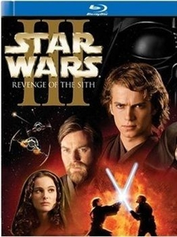 Star Wars 3 Revenge Of The Sith Blu Ray Rental